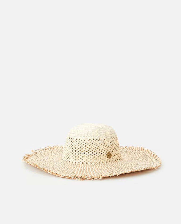 Sunset Panama Hat in Multico