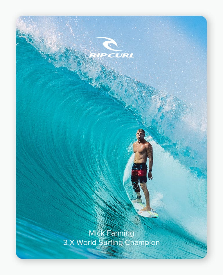 Mick Fanning Gift Card