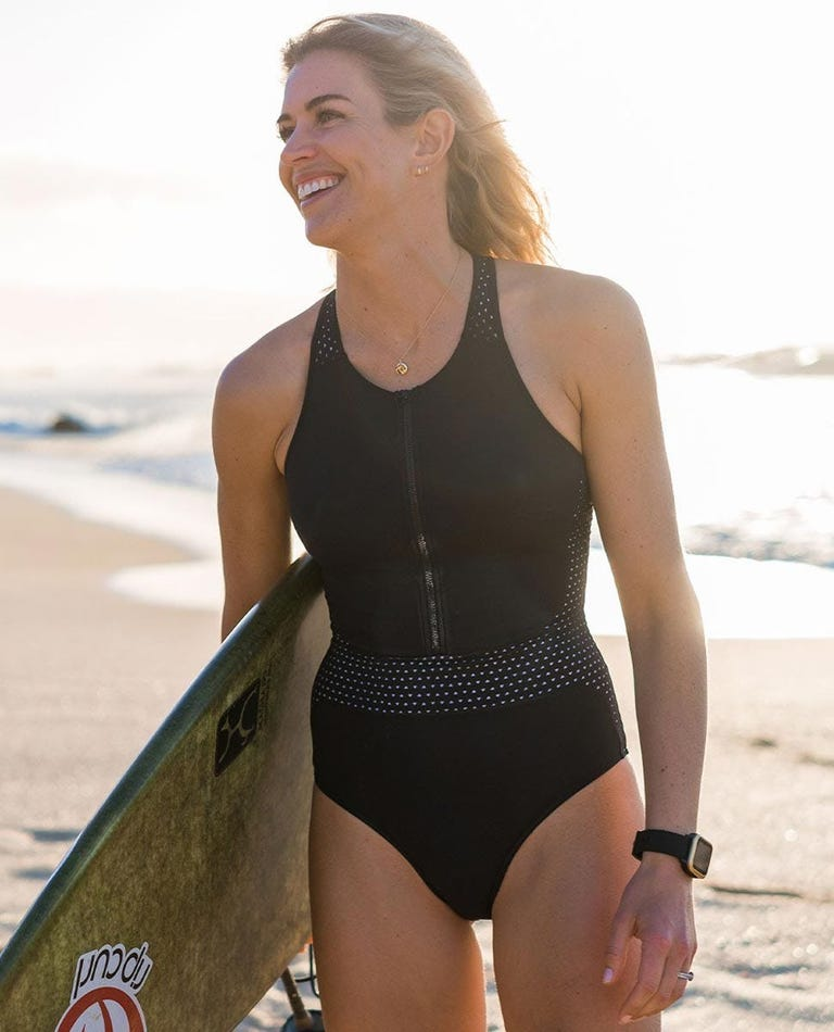Mirage Ultimate One Piece Swimsuit in Black