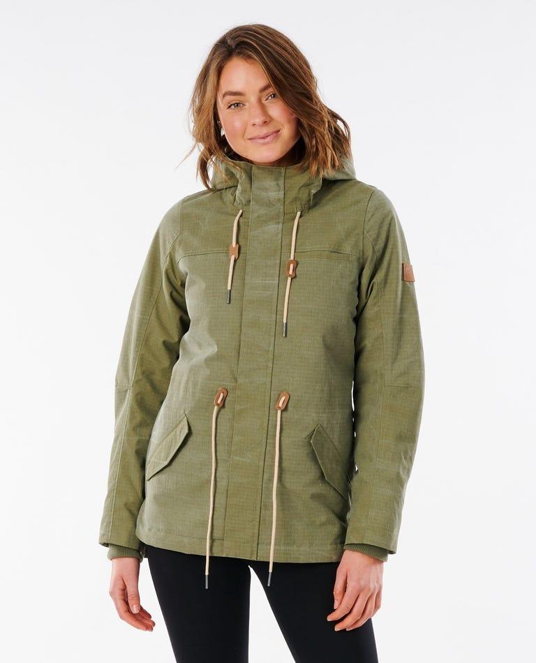 Seeker Anti-Series Jacket in Olive