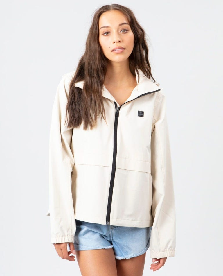 Anti Series Elite Ii Jacket in Off White