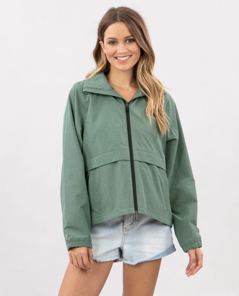 Anti Series Elite Ii Jacket in Green