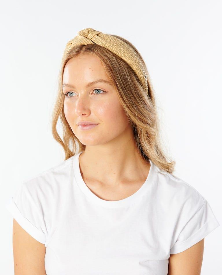 Marigold Headband in Natural