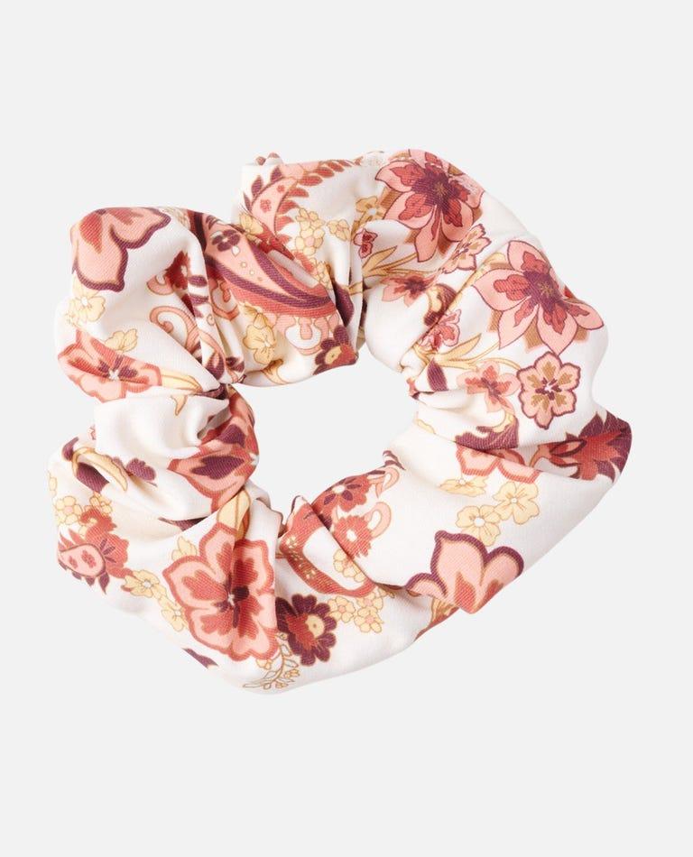 Desert Dawn Scrunchie in Cream