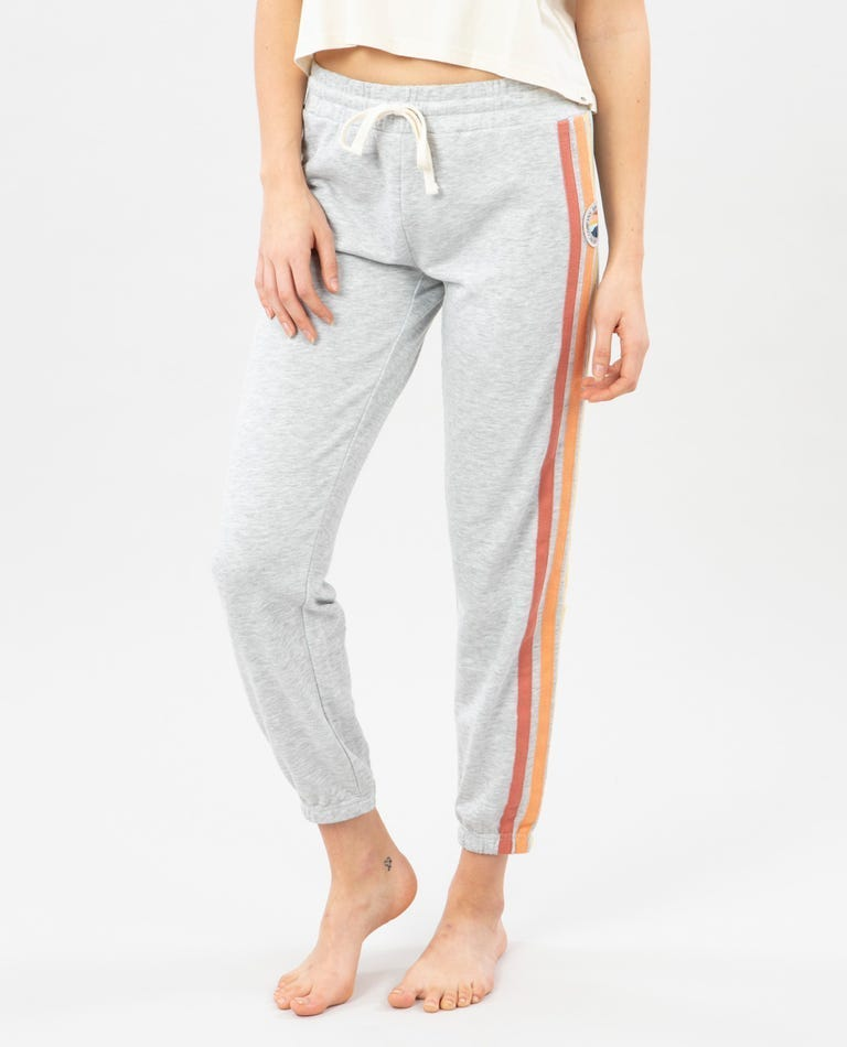 Ultimate Wave Pant in Light Grey Heather