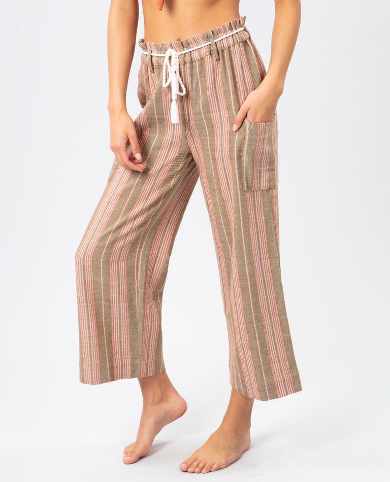 La Bonita Stripe Pant in Multi