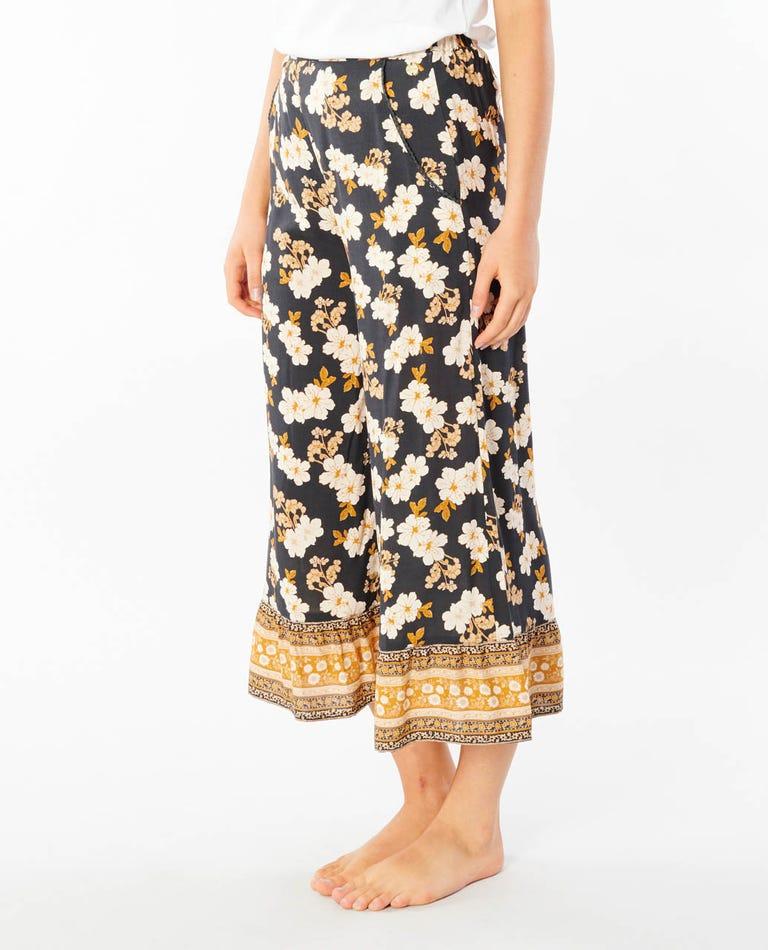 Marigold Pant in Black