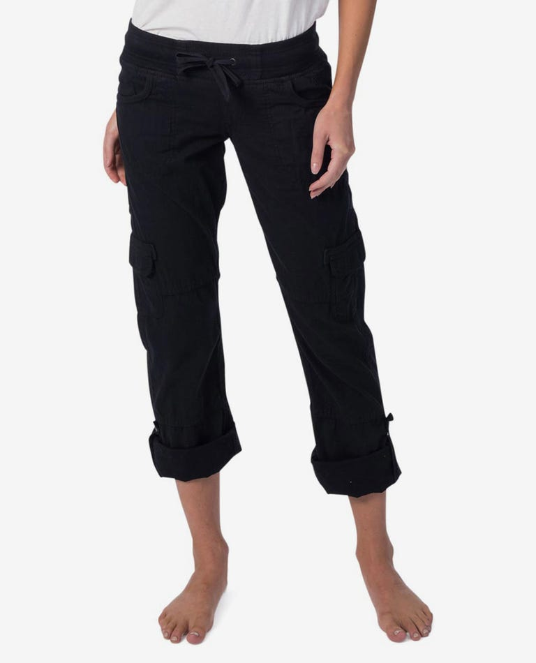 Almost Famous II Pant in Black