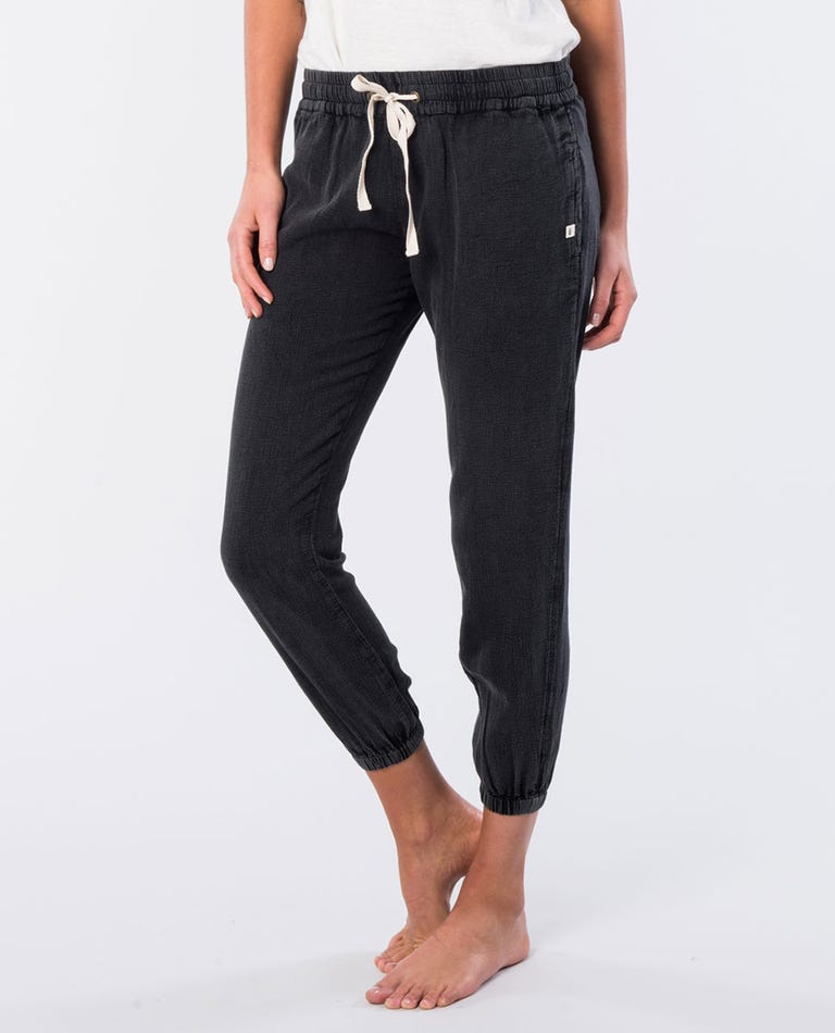 Classic Surf Pants in Black