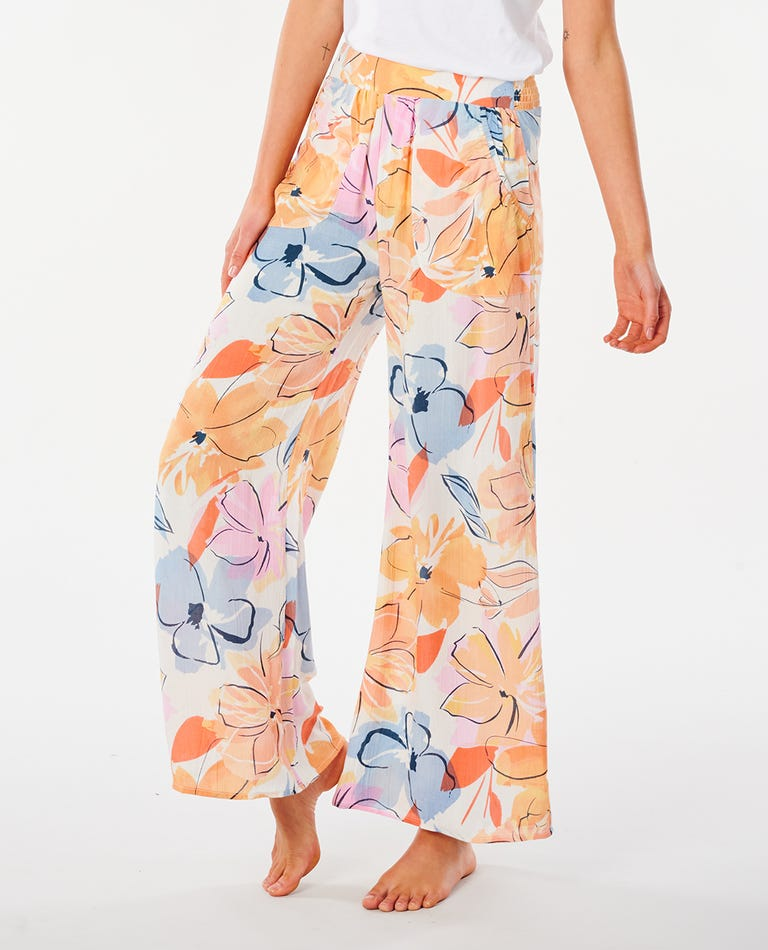 Bloom Pant in White