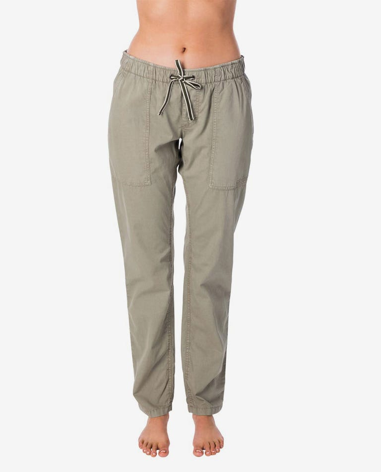 Infamous Pants in Vetiver