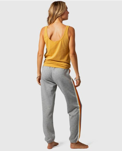 Summer Lovin Pants in Heather Grey