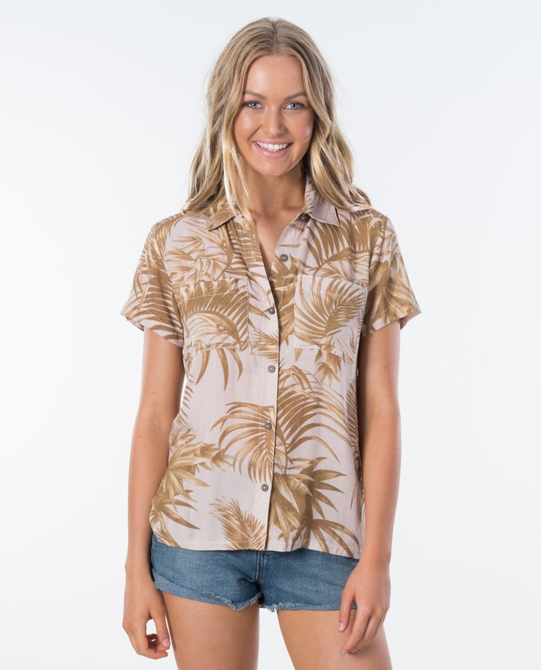Paradise Cove Shirt in Lilac