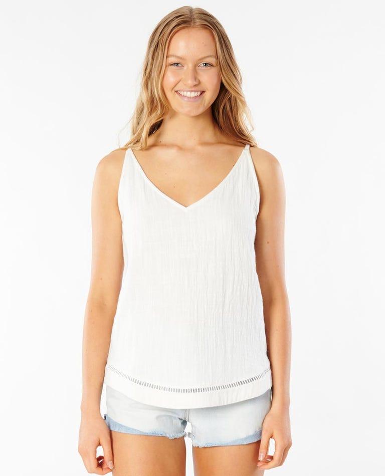 Sunshine Cami in White