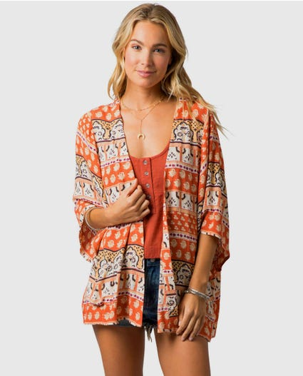 North Coast Kimono in Multico
