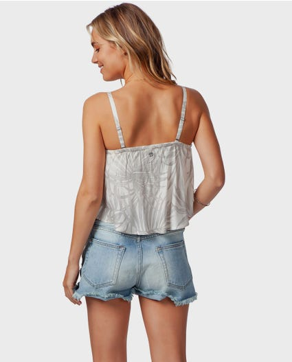 Shorelines Tube Top in Off White