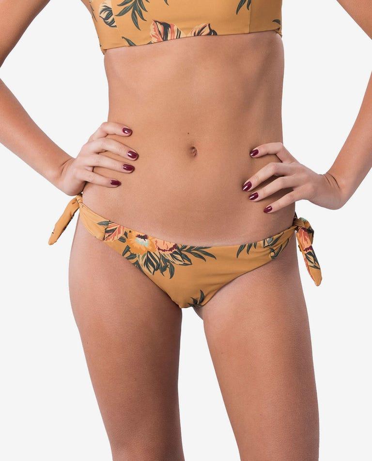 Sun Chasers Good Bikini Bottom in Rust