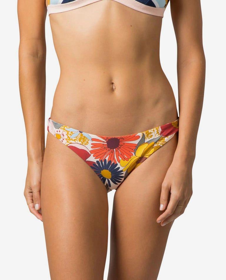 Summer Lovin Reversible Cheeky Bikini Bottom in Light Pink