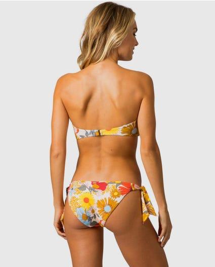 Summer Lovin Bandeau Bikini Top in Light Pink
