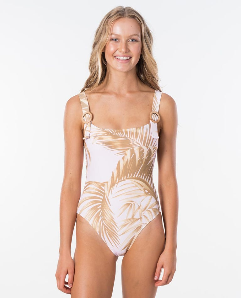 Paradise Cove One Piece Swimsuit in Lilac