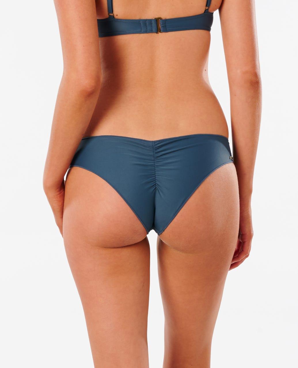 Rip Curl Womens Classic Surf Full Coverage Bikini Bottom