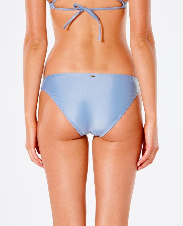 Classic Surf Eco Full Bikini Bottom in Blue