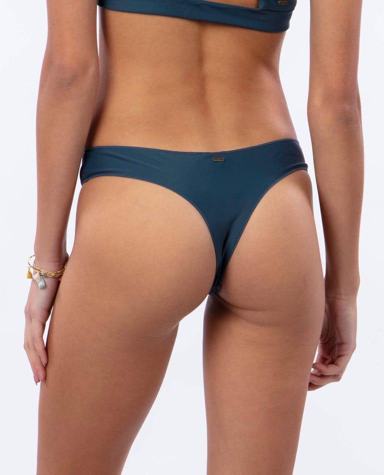 Classic Surf Eco Bare Bikini Bottom in Navy