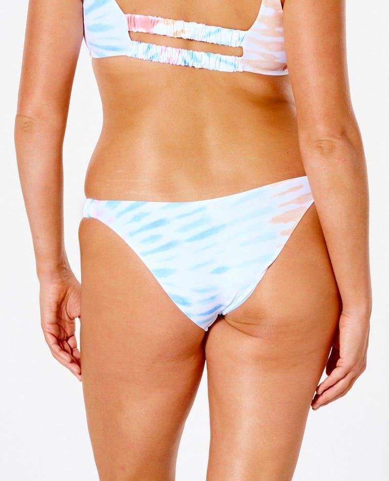 Wipe Out Cheeky Coverage Bikini Pant in Multi