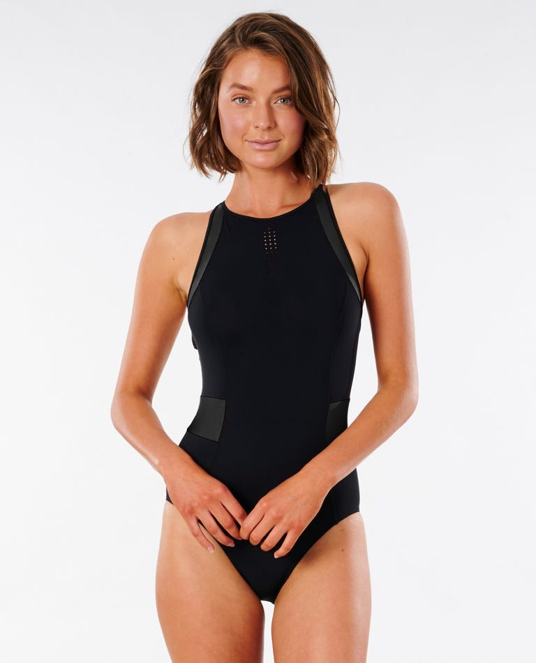 Mirage Ultimate Good One Piece in Black