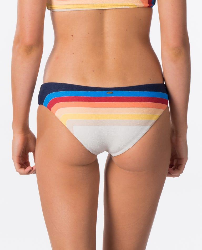 Keep On Surfin Good Hipster Bikini Bottom in Navy