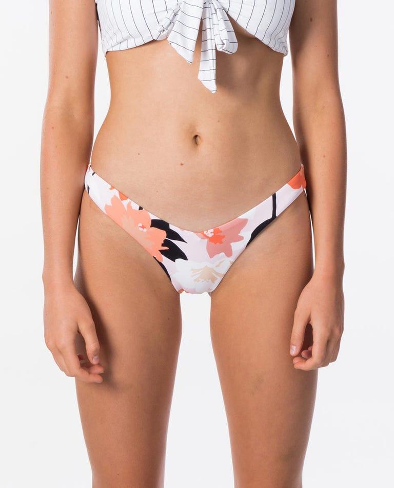 Lake Shore High Leg Revo Bikini Pant in Lilac
