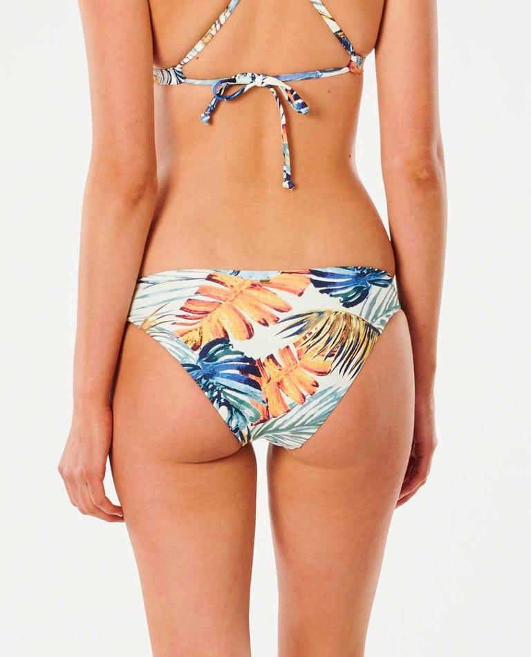 Sayulita Good Coverage Bikini Pant in Bone