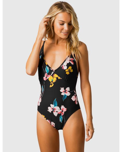Beach Bella Good One Piece in Black
