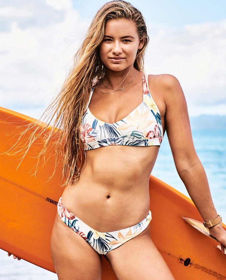 Anini Beach Convertible Bikini Top