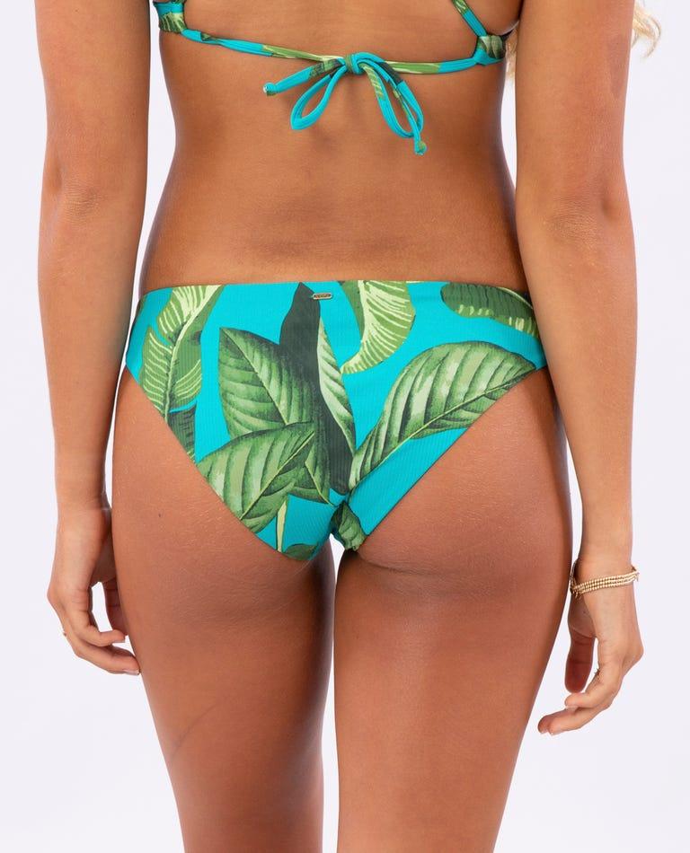 Coco Beach Good Bikini Bottom in Turquoise
