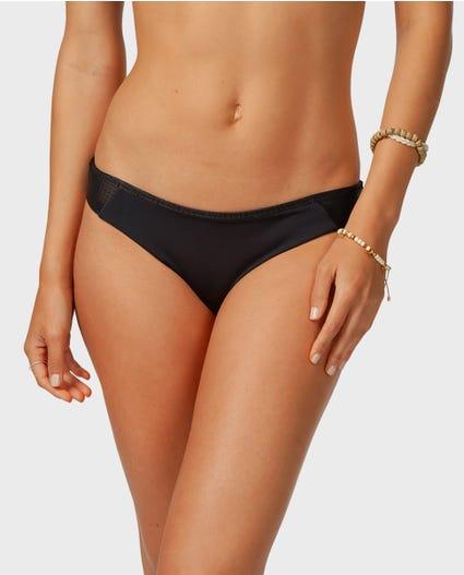 Mirage Ultimate Good Bikini Bottom in Black