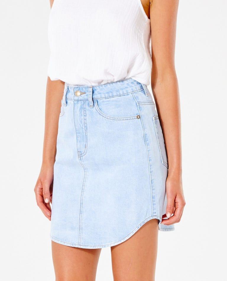 Sierra Skirt in Light Blue