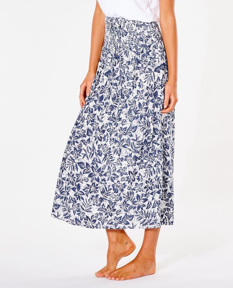 Drifter Skirt in Cream