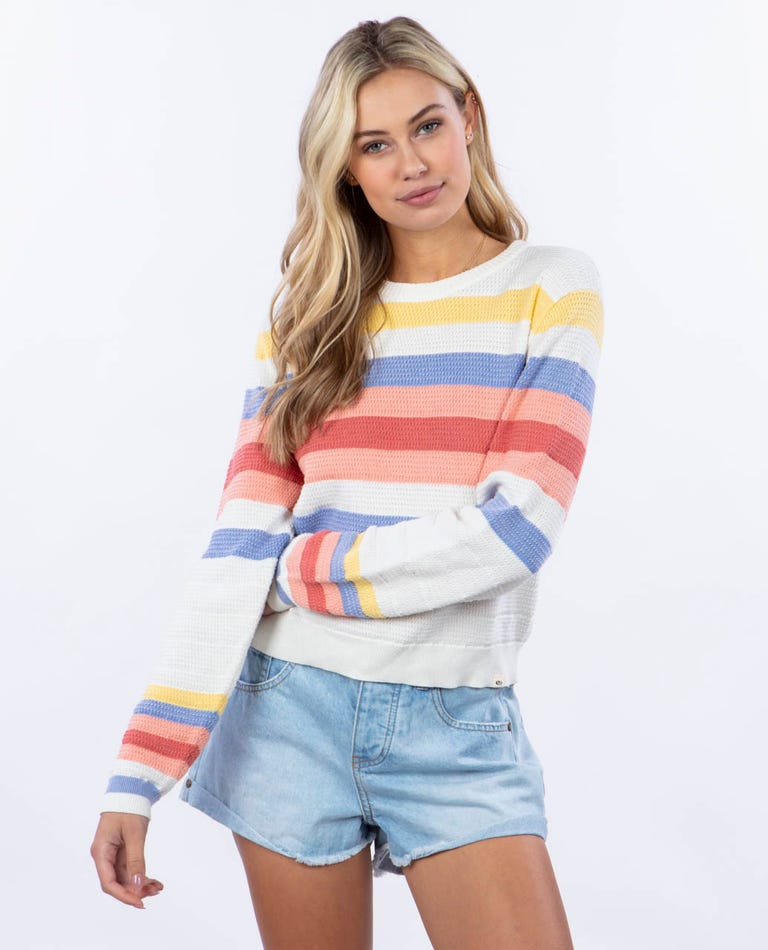 Golden State Sweater in Multico