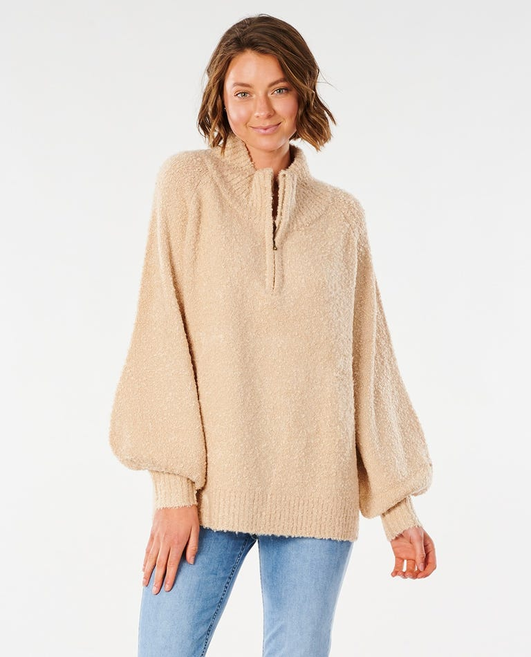 Cosy Sweater in Natural