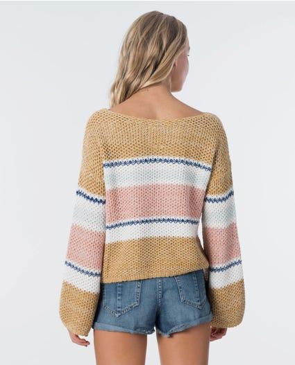 Sunsetters Sweater in Multi