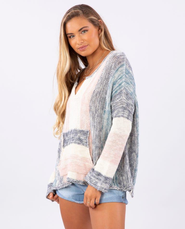 Montauk Sweater in Blue