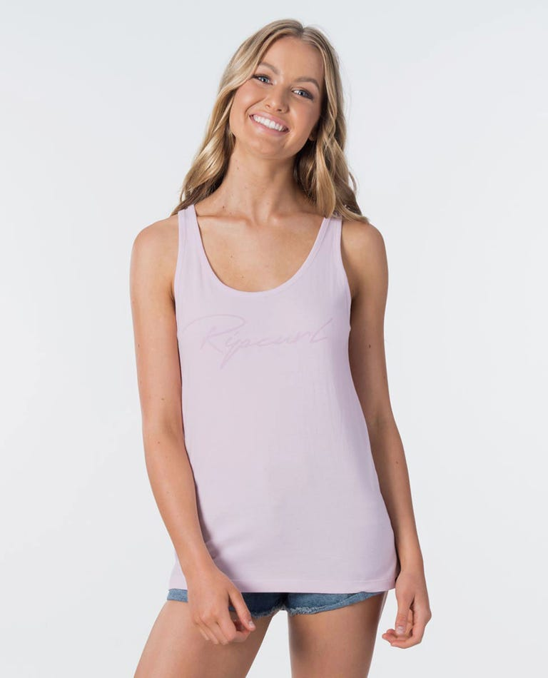 Freestyle Tank in Lilac