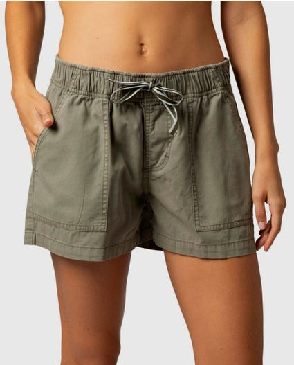 Infamous Short in Vetiver