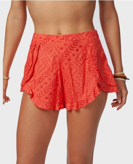 Cayman Short in Coral