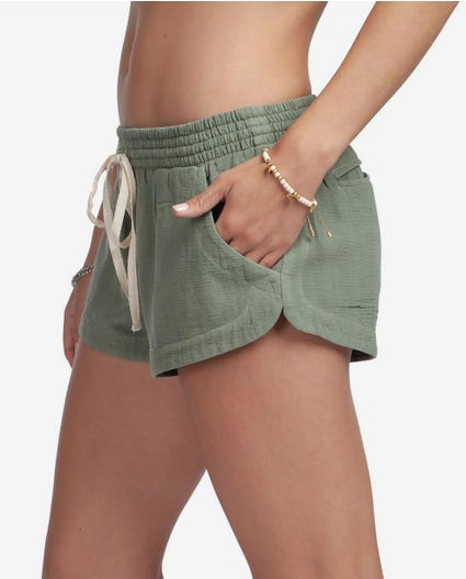 Classic Surf Short in Army