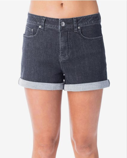 Classic II Denim Short in Blue