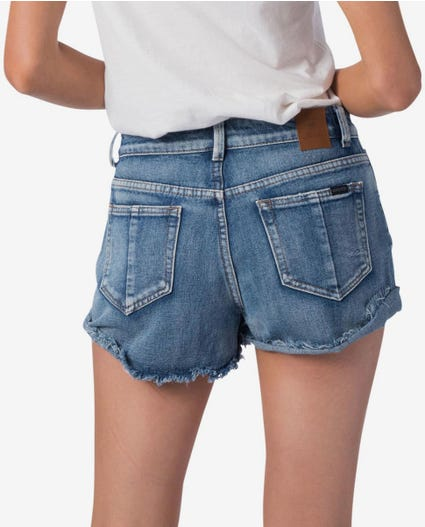 Amy Denim Short II in Blue