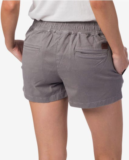 Outcast II Short in Grey