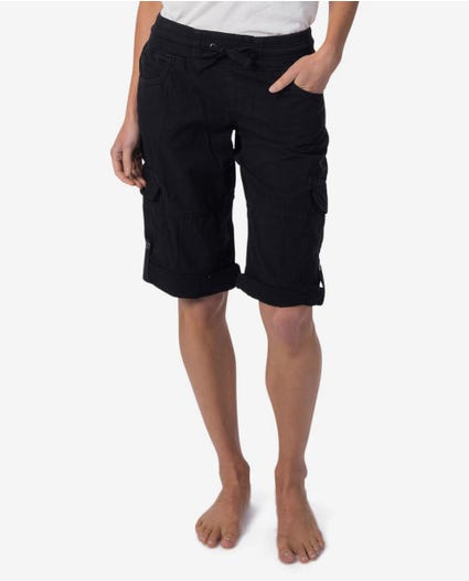 Almost Famous III Walkshort in Black